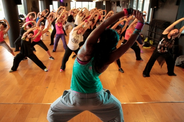 zumba classes dubai