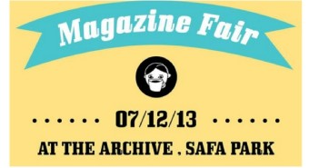 magazine fair safa park