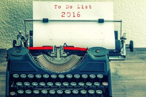 A BUCKET OF RESOLUTIONS TO CHOOSE FROM IN 2016