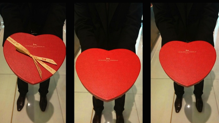 heart shaped VALENTINES GIft