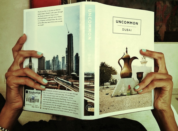 uncommon dubai book
