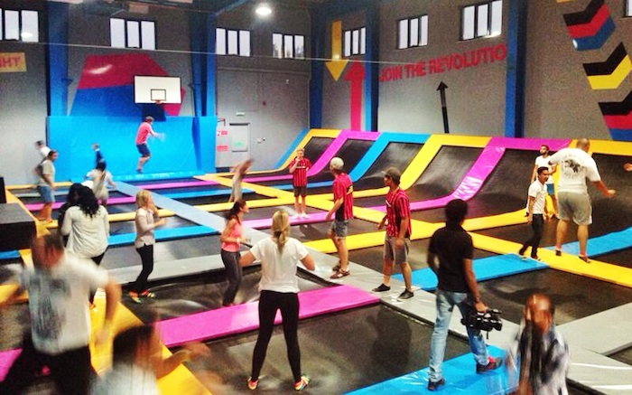 bounce workout dubai
