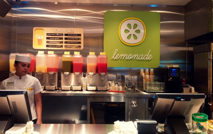 Lemonade - California- style Canteen in Dubai
