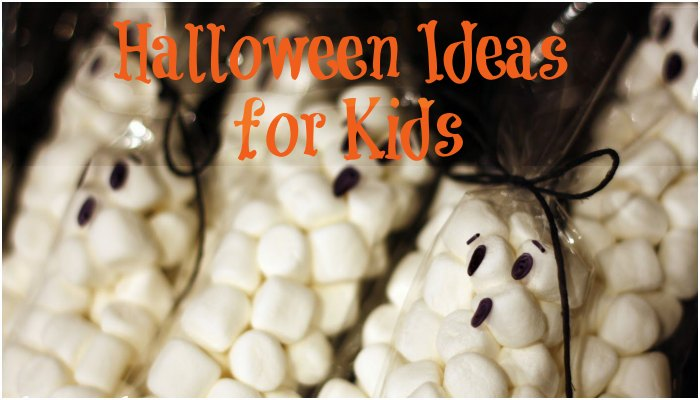 Halloween ideas for kids in Dubai