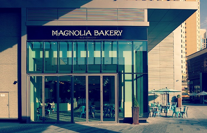 magolia  bakery at the beach
