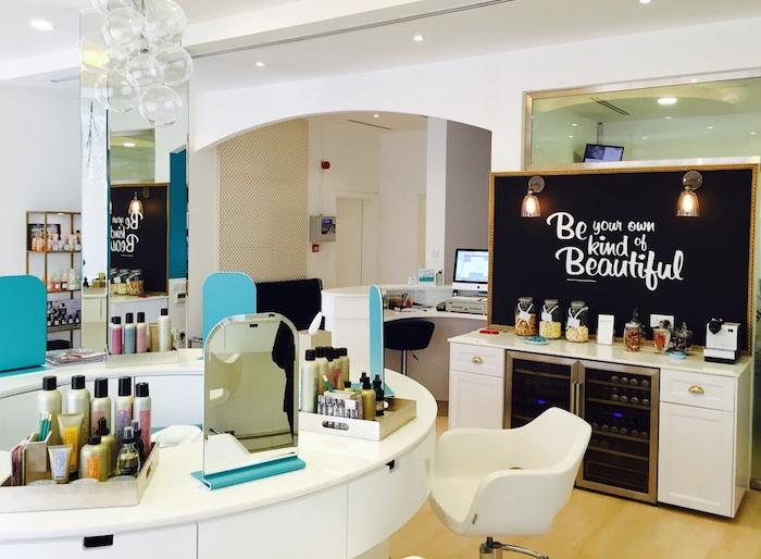 Blow Dry Bar and Hair Dresser in Dubai