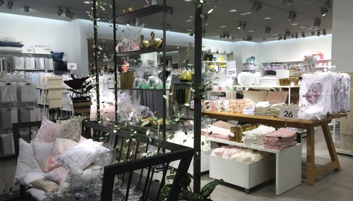 the first hm home decor store now open in dubai - Home Decor Dubai
