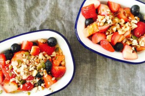 USE LOCAL INGREDIENTS TO MAKE THIS HEALTHY BREAKFAST RECIPE