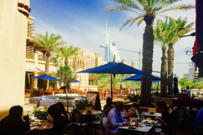 ENJOY THE ICONIC DUBAI VIEW AND AN OUTDOOR BREAKFAST IN DUBAI