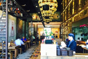 YOU WILL BE BLOWN AWAY BY THE FOOD AND DECOR AT THIS JAPANESE RESTAURANT IN DUBAI