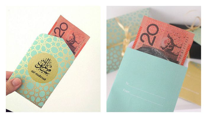 Eid Money packets