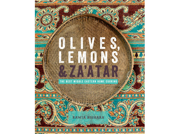 Olives Lemons and Za'atar book