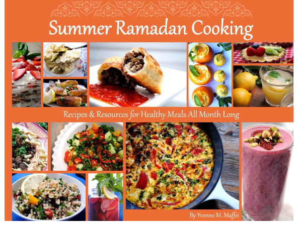 Summer Ramadan Cooking Book