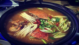 GANGNAM KOREAN RESTAURANT IN DUBAI
