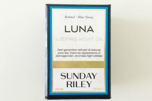 WE TRIED AND TESTED THE REVOLUTIONARY LUNA SLEEPING NIGHT OIL IN DUBAI