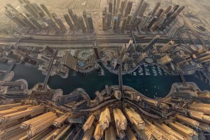 TRULY AWESOME PHOTOS OF DUBAI AND ABU DHABI FROM A BIRD'S EYE PERSPECTIVE