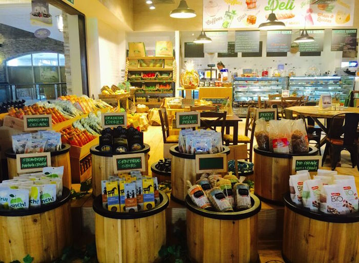 ORGANIC PRODUCTS FROM AROUND THE WORLD IN DUBAI