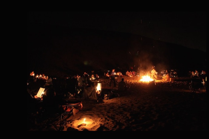 Christmas Carols in the Desert