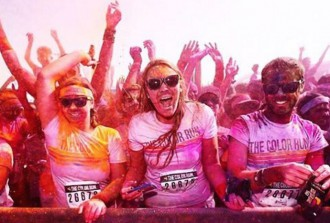 Colour Run Dubai