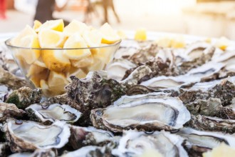 Oysters night