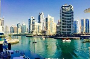 BOOK A TABLE ON THE TERRACE WITH A VIEW FOR FRIDAY BRUNCH IN DUBAI