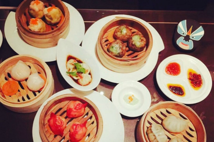 Chinese Brunch in Dubai at Yuan