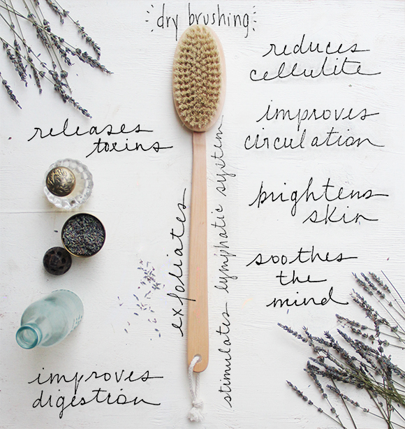THE BENEFITS OF DRY BODY BRUSHING - Dubai Confidential