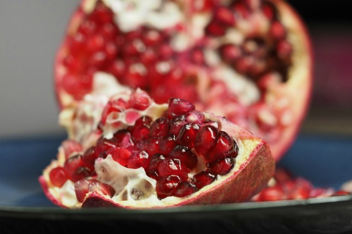 Pomegranate for a good skin