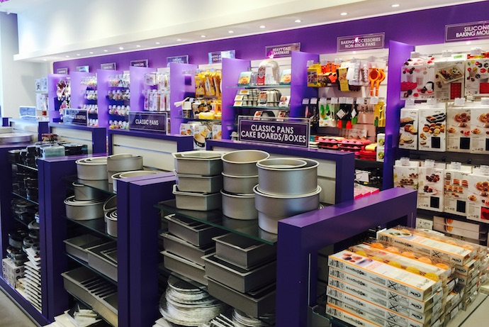 The one stop shop for all your baking items in dubai for Boutique one dubai