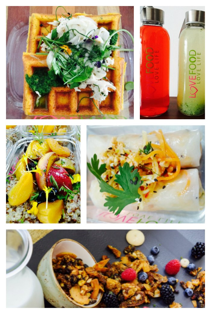 Love Food ME Collage