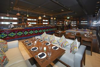 MAYTA Dubai Lounge and Ceviche Bar