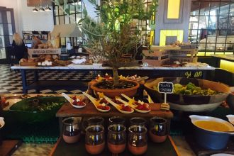 Bread Street Kitchen Friday Brunch in Dubai