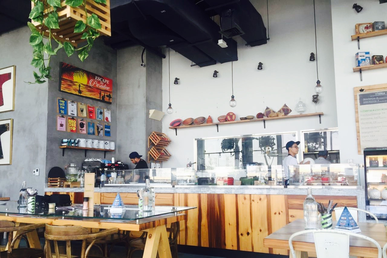 All day Breakfast in Dubai at One Life Kitchen and Café