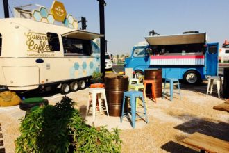 The Last Exist Food Truck Park
