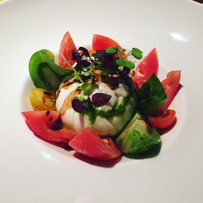 Fresh starter at Zighy Bay