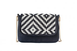 Paulette et Simone Mini Bag Small Helene Black