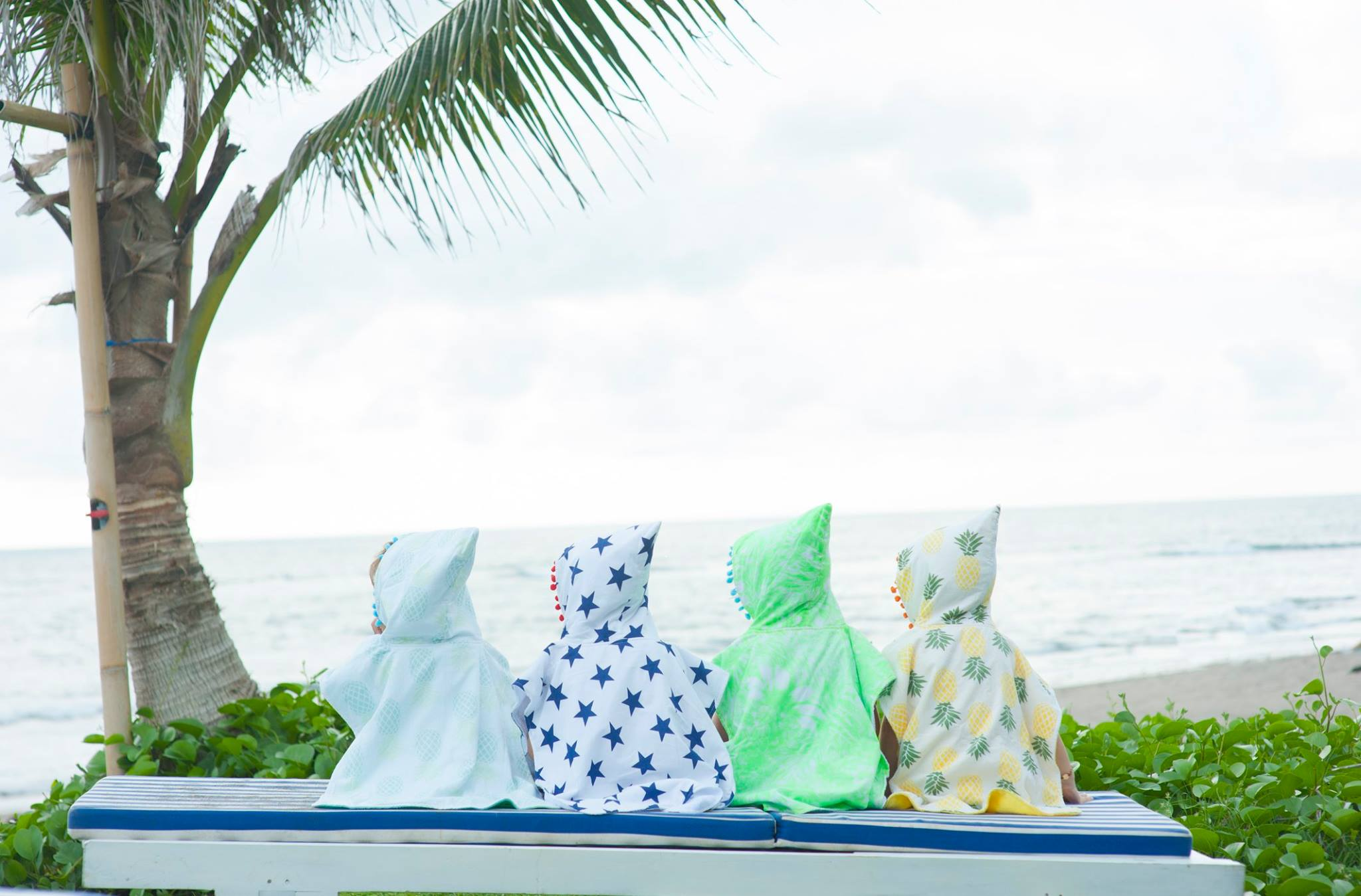 Keep the kids nice and cuddly in BaliTowel's adorable hoodies. With so many styles available, you might want to pick up a few to give as baby shower gifts and more.