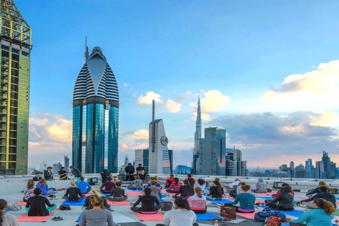Yoga in Dubai