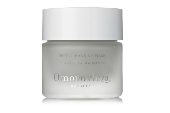 Deep Cleansing Mask Omorovicza