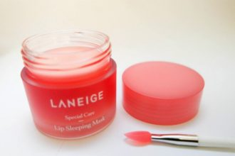 La Neige Lip Sleeping Mask
