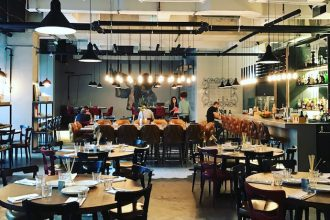 Matto Restaurant Dubai