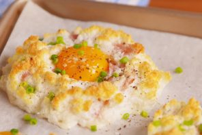 How to make cloud eggs by delish