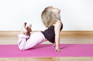 Yoga for Kids in Dubai