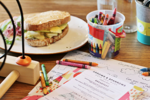 kids menus in dubai