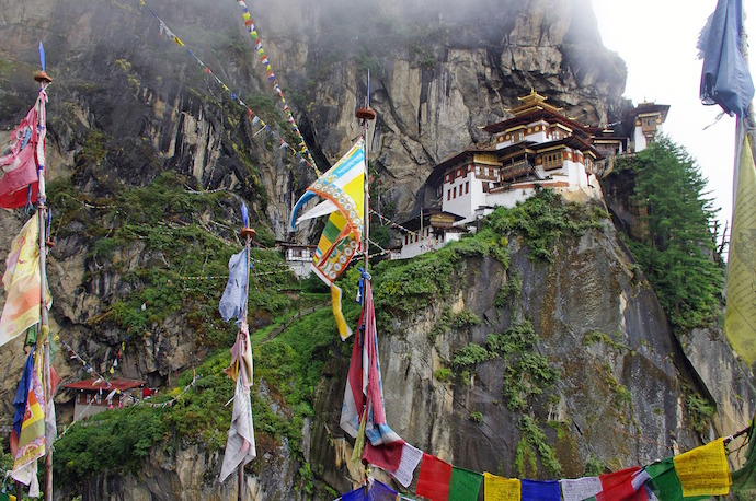 travel to bhutan