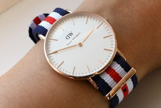 Daniel Wellington watch for ladies