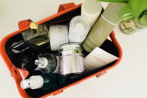 skincare travel size products