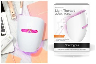 Neutrogena Visibly Clear Light Therapy Targeted Acne Spot