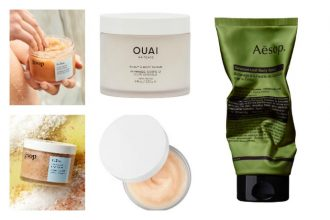 Body Scrubs options