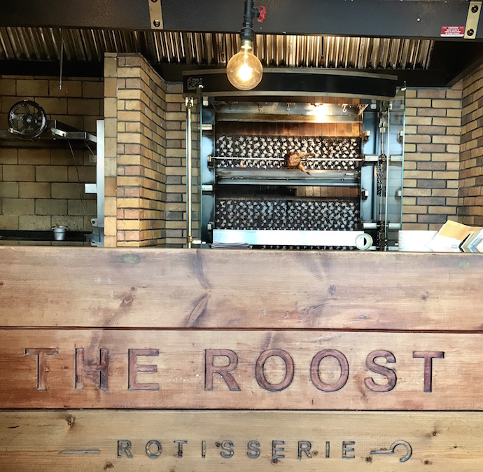 The Roost Cafe Dubai